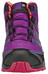 Salomon XA Pro 3D Mid CSWP Shoes Juniors passion purple/nightshade grey/deep dalhia